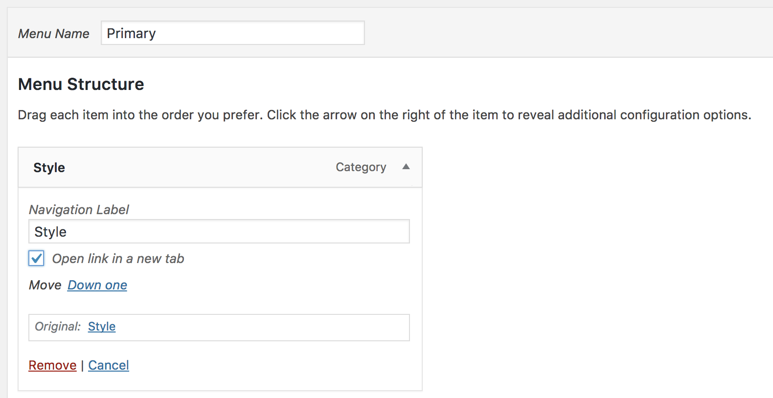 buy popular a918a 1d59e You should now see a checkbox to open the link in a new tab. Check the box,  and save!